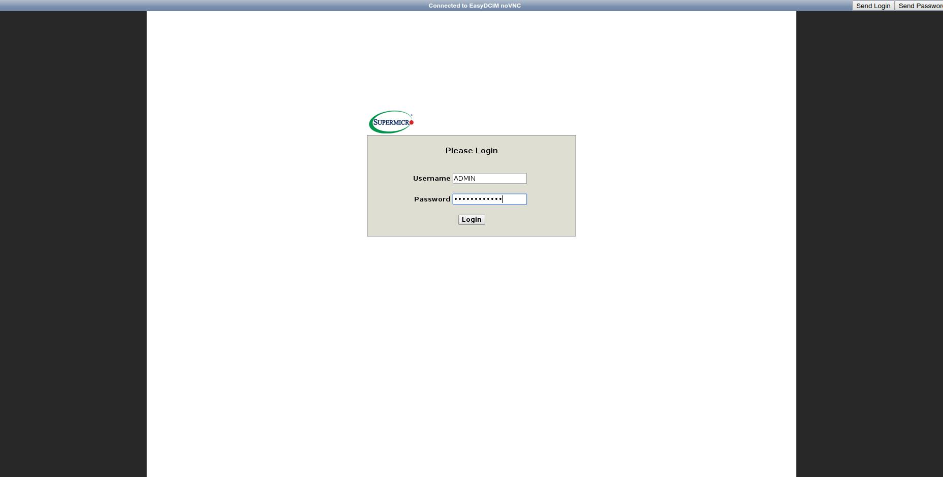 IPMI Integration For EasyDCIM