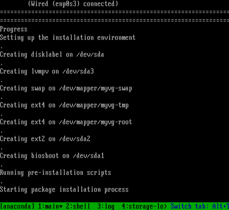 OS Installation For EasyDCIM - Screenshot 12