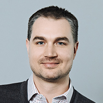 Vincentas Grinius - Co-founder and CEO at Heficed